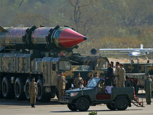 Over the years Pakistan has invested significantly in missile development programmes besides mastering reverse engineering. PHOTO: AFP