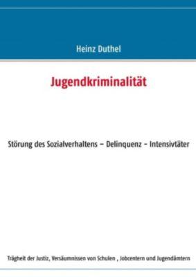 Jugendkriminalität (eBook)