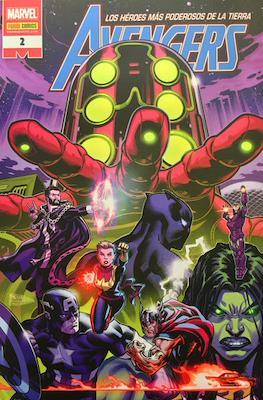 The Avengers #2 (Panini Comics Colombia)
