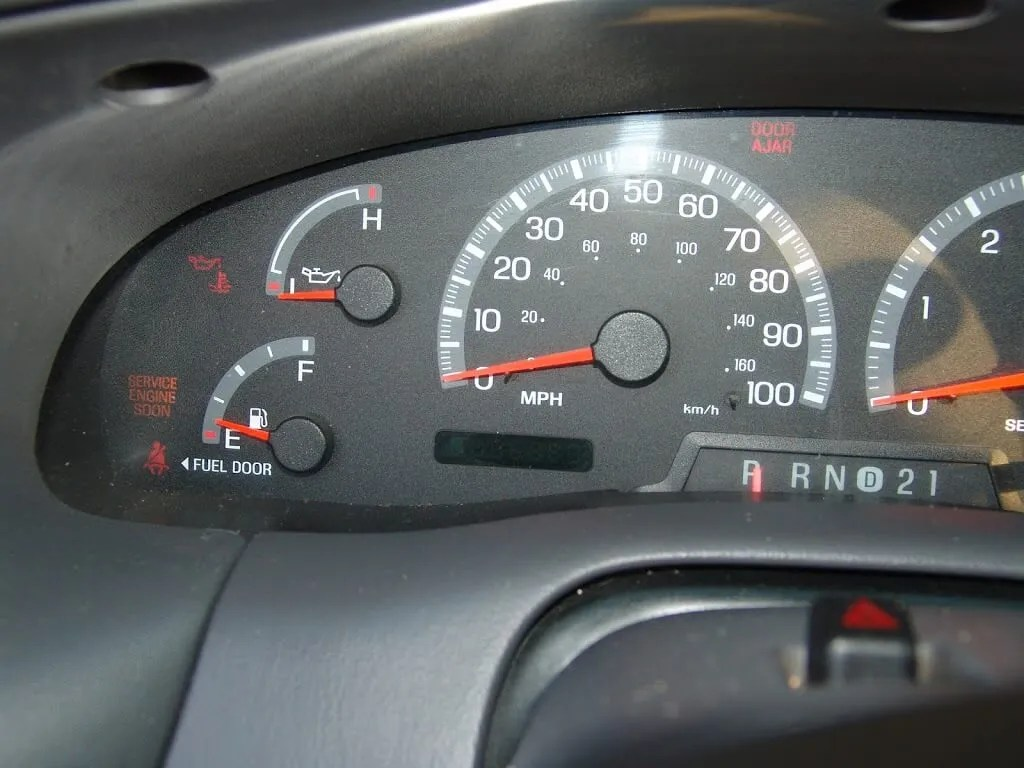 hight resolution of 2003 ford f150 odometer works sometimes