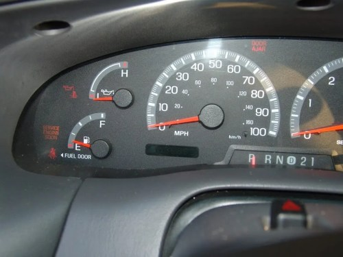 small resolution of 2003 ford f150 odometer works sometimes
