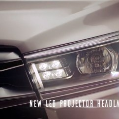 Group All New Kijang Innova Mobil Grand Avanza 2018 Toyota Projector Led Headlamp