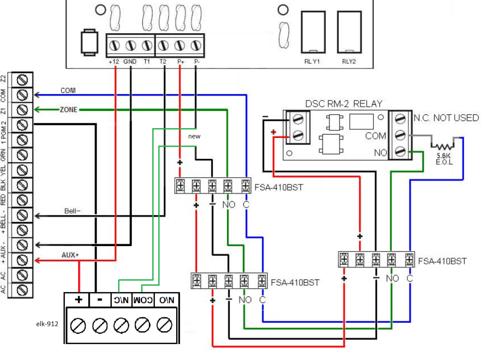 medium resolution of dsc smoke alarm wiring diagram trusted wiring diagram rh 5 nl schoenheitsbrieftaube de old smoke detectors wiring diagram 2wire smoke detector wiring