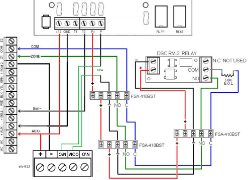 small resolution of dsc smoke alarm wiring diagram trusted wiring diagram rh 5 nl schoenheitsbrieftaube de old smoke detectors wiring diagram 2wire smoke detector wiring
