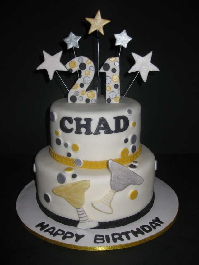 21 Exclusive Image Of 21st Birthday Cakes For Him
