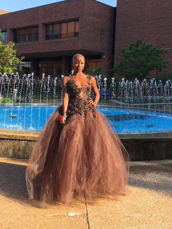 Black Girl Prom Dresses