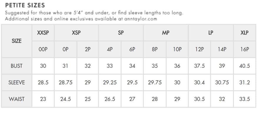 Petite dressing size chart also every girl should understand rh blogtitedressing