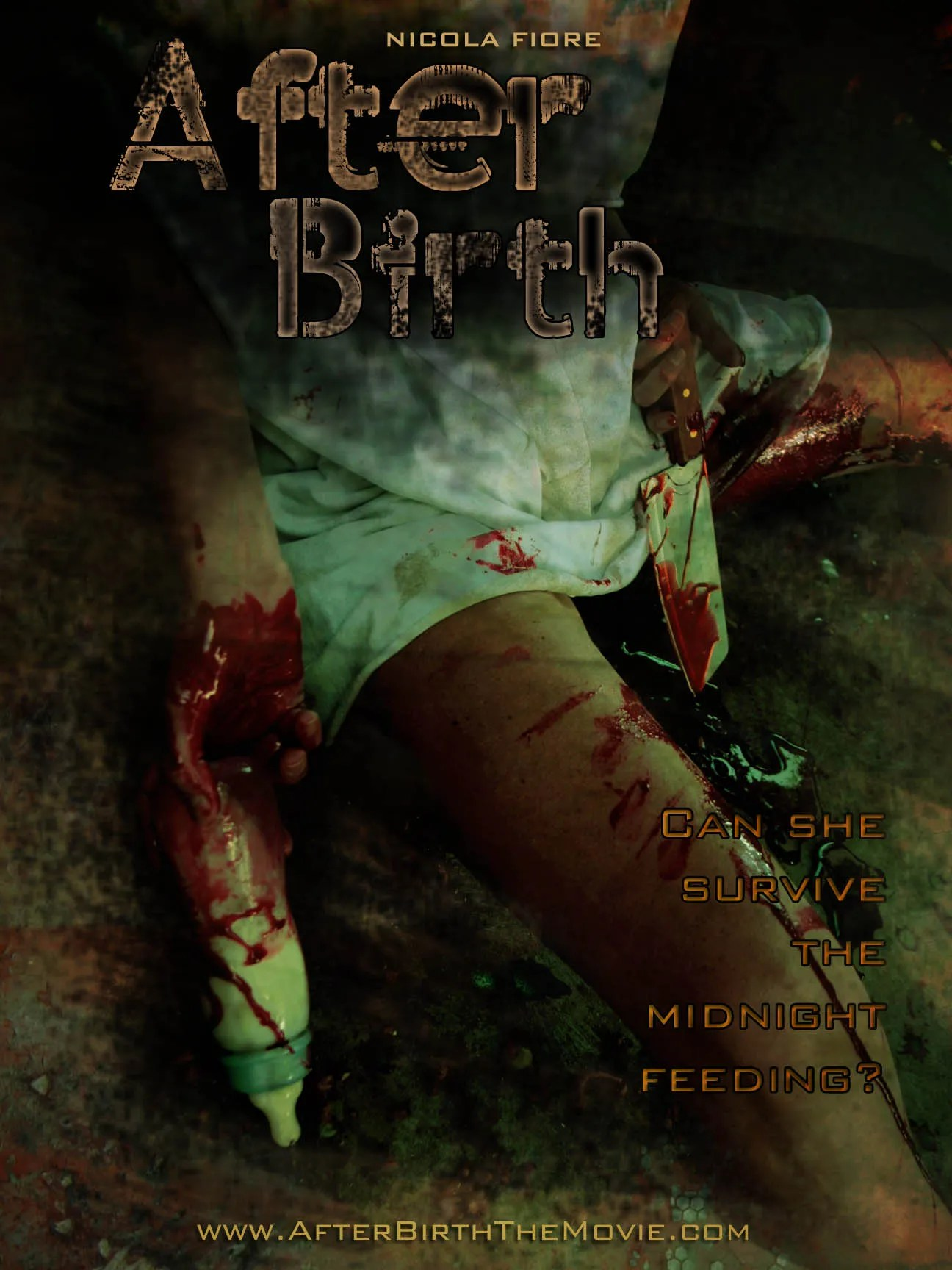 Indie Director Gives After Birth To Demonic Baby