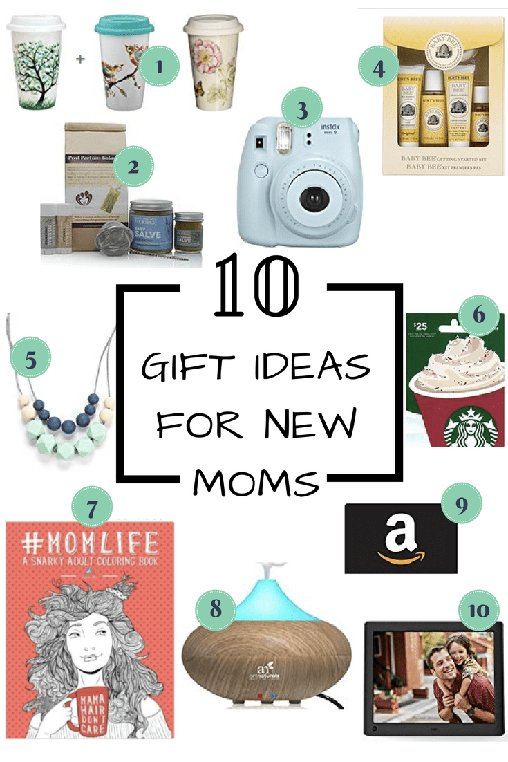 10 Great Gift Ideas For New Moms Breast Pump Expert