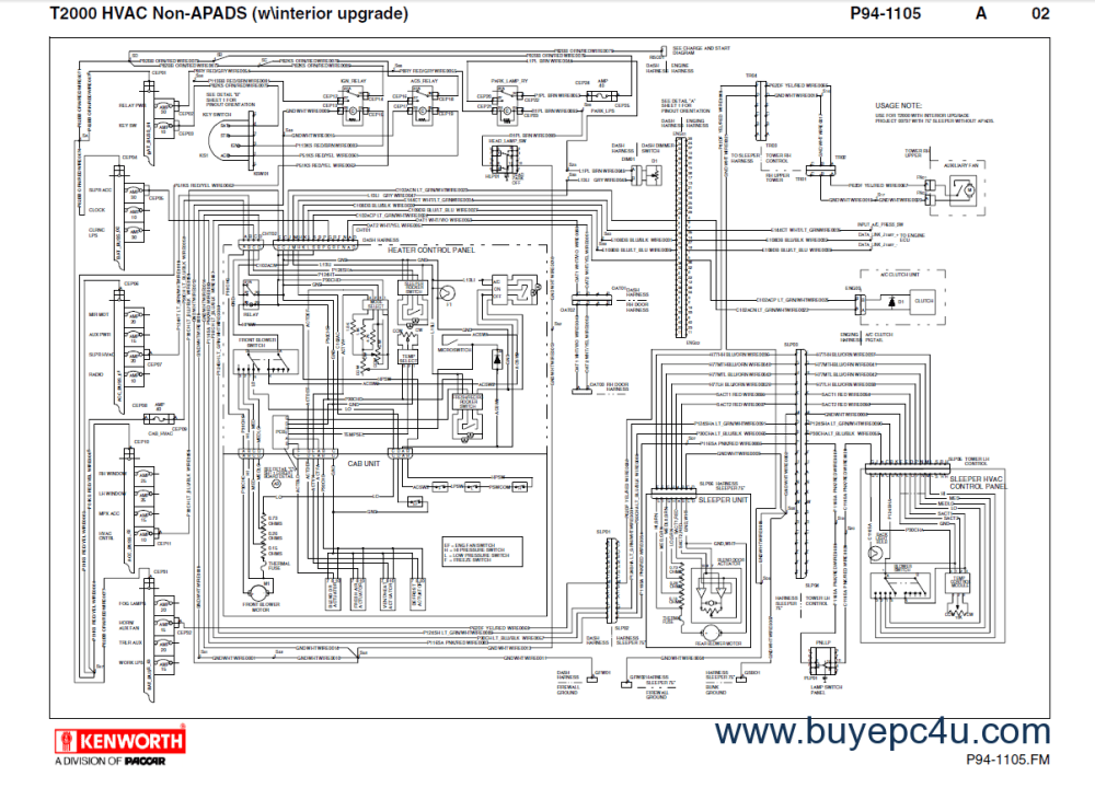 medium resolution of 02 kenworth battery wiring diagram circuit diagram wiring diagram 02 kenworth battery wiring diagram