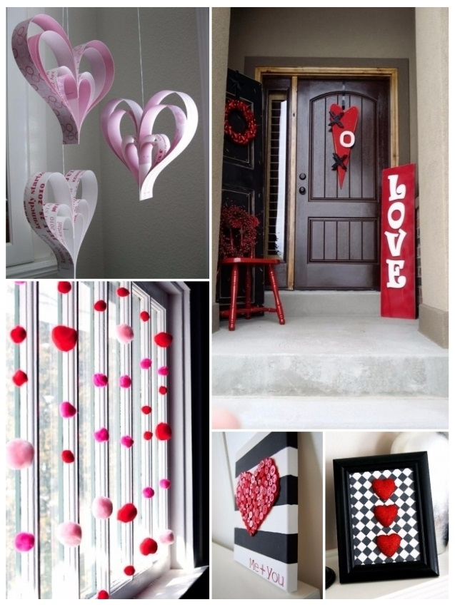 Como decorar para San Valentn 60 hermosas ideas de