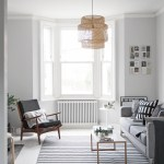 My Scandi Style Living Room Makeover Painted White Floors