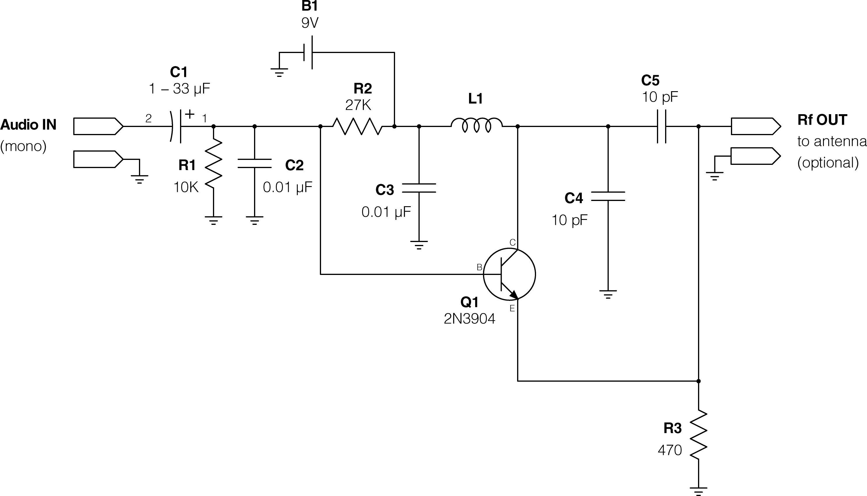 small resolution of schematics fm transmitter design electrical engineering stack am transmitter schematic diagram simple fm transmitter circuit 2013