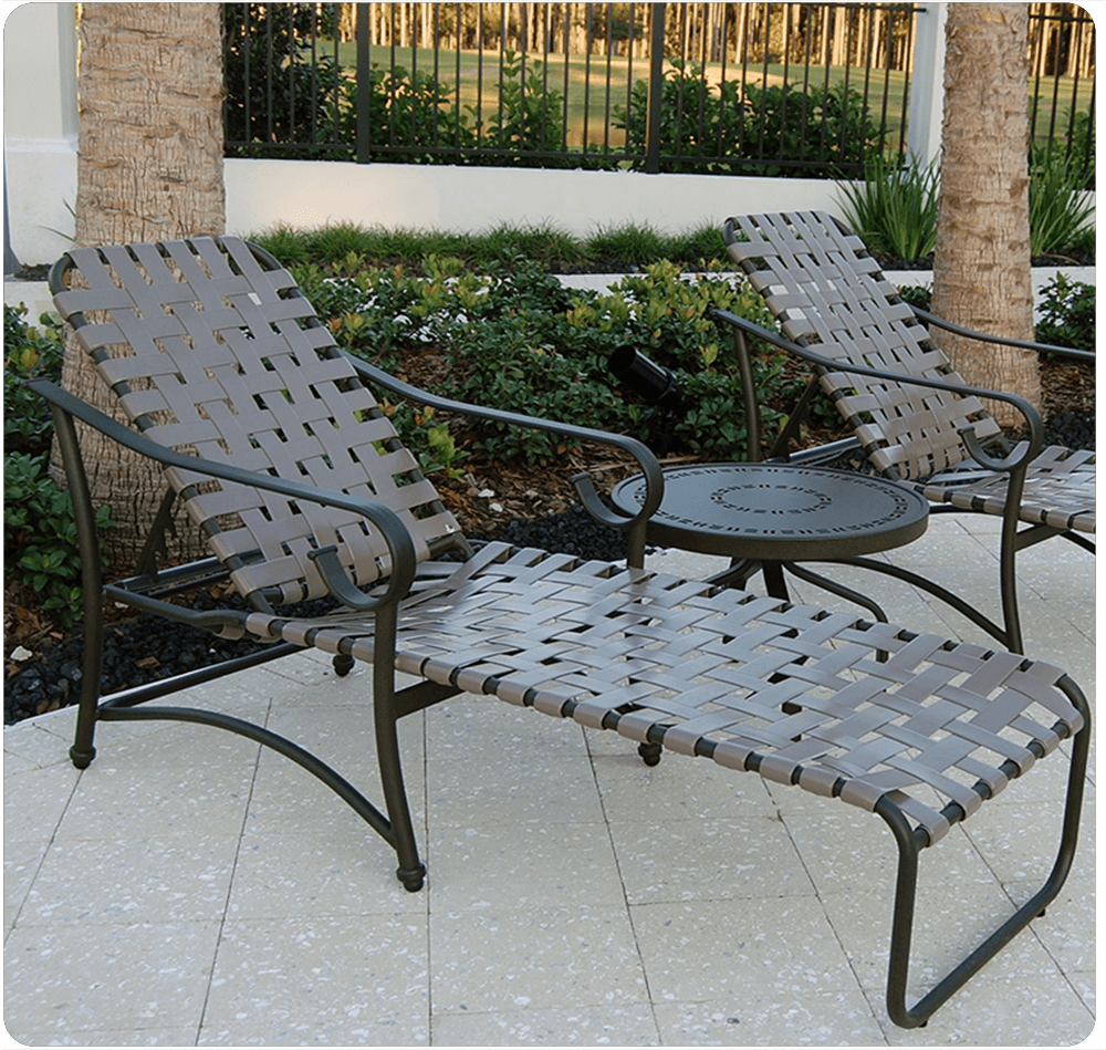 Outdoor Furniture Restoration And Repair - Patio Chair