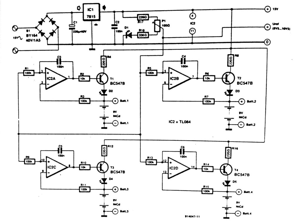 medium resolution of wiring diagram database 9v nicd battery charger