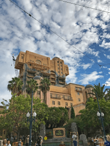 Disney Removes Hollywood Tower Hotel Letters Of