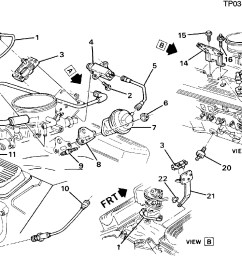 chevy engine parts diagram wiring diagram database 5 7 vortec engine diagram [ 2880 x 2089 Pixel ]