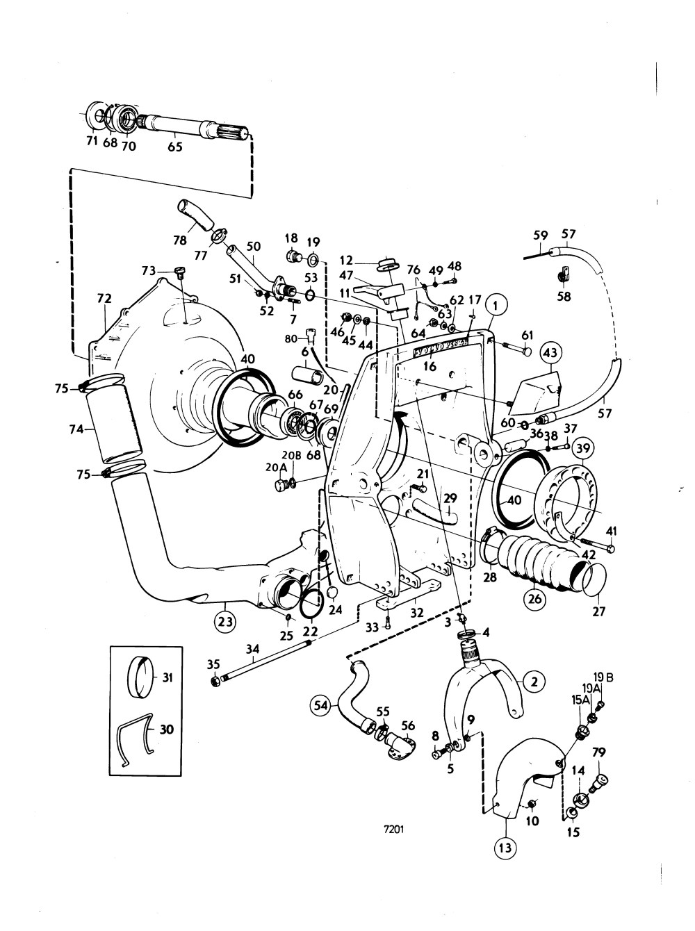 medium resolution of toyota engine parts diagram ignition