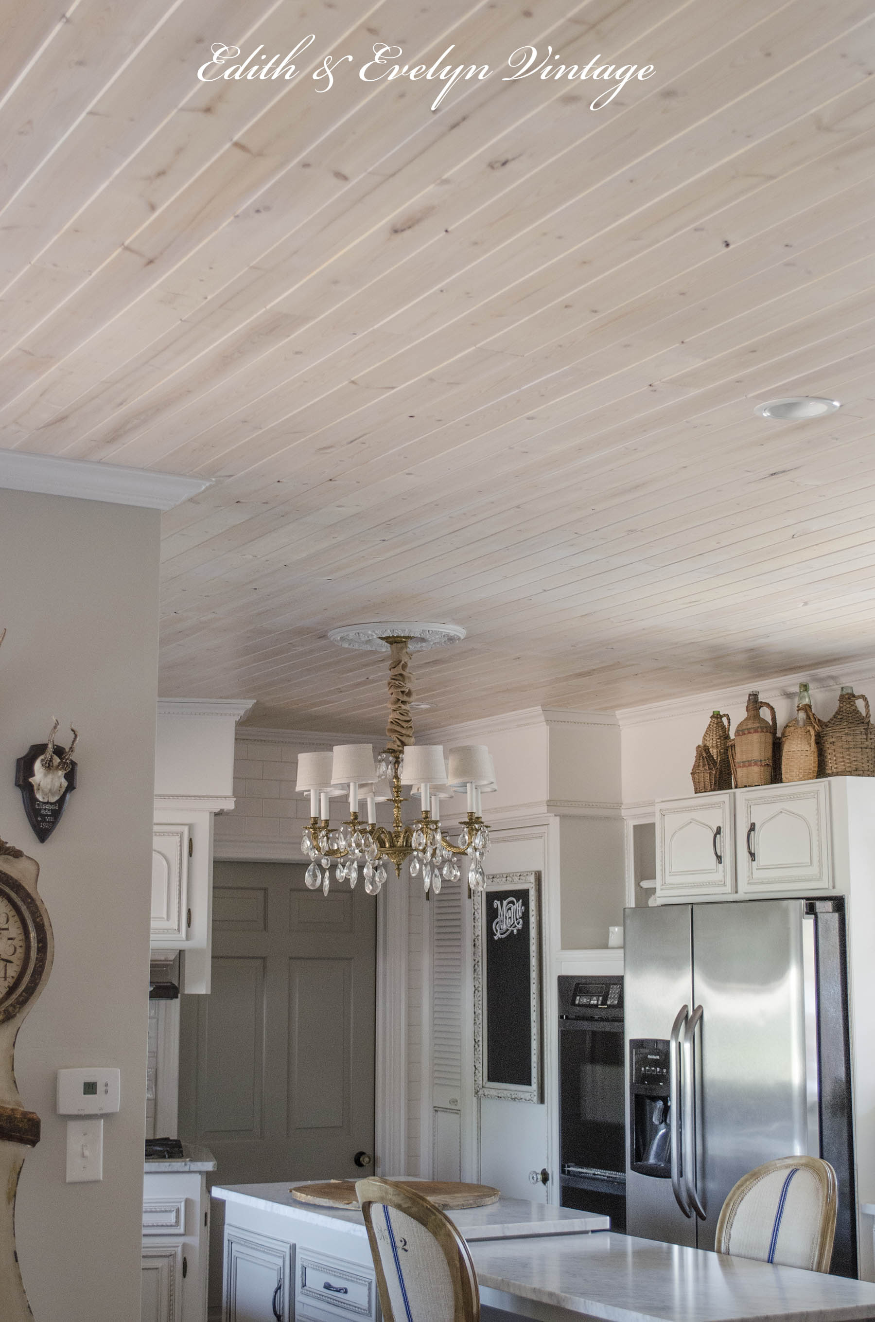 3d Beach Wallpaper Cost How To Plank A Popcorn Ceiling