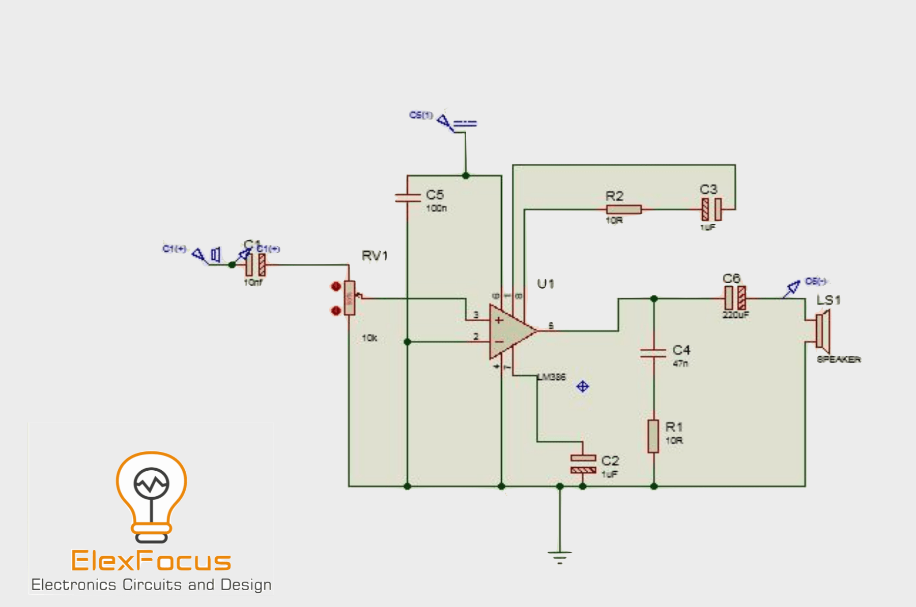 hight resolution of circuit diagram 3 band graphic equalizer