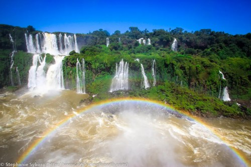 Rainbow Falls Hawaii Wallpaper Volcanic Rocks And Erosion The Geo History Of Iguazu