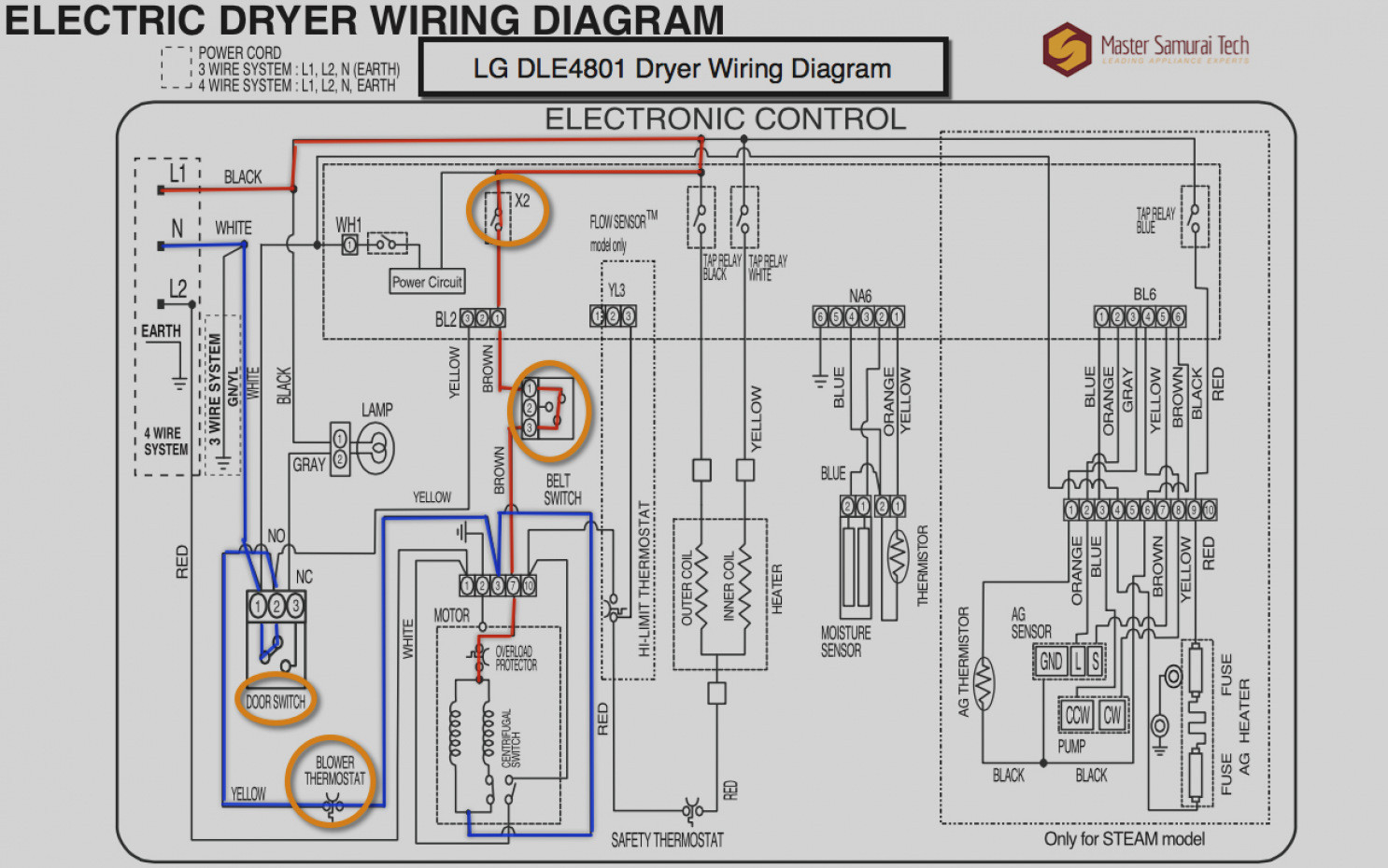 whirlpool thermistor wiring diagram diagram data schema wp duet dryer wiring diagram [ 1486 x 930 Pixel ]