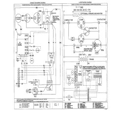 york d7cg wiring diagram [ 1696 x 2200 Pixel ]