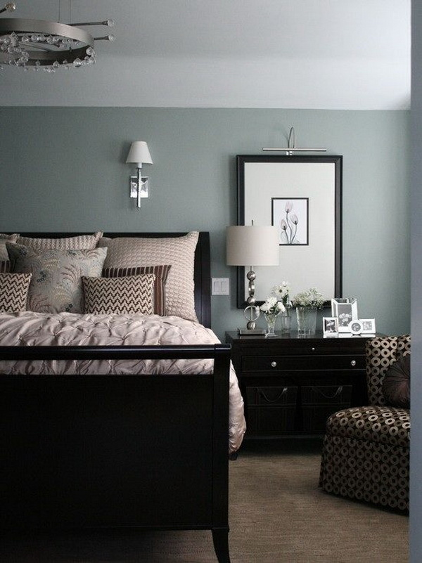 Master Bedroom Paint Color Ideas Day 1Gray  For