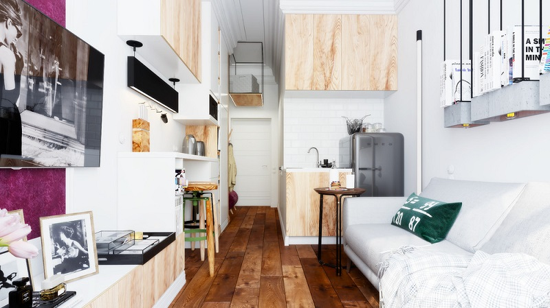 10 Unique Tips In Decorating Your Small Apartment Into A Bungalow  HomeDecoMalaysia  Home