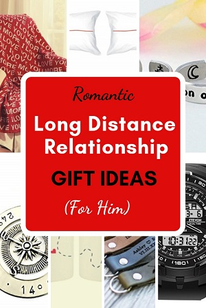 19 Romantic Long Distance Relationship Gifts And