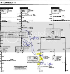 dome light wiring schematic wiring diagram database 1997 corolla dome light wiring schematic [ 1024 x 873 Pixel ]