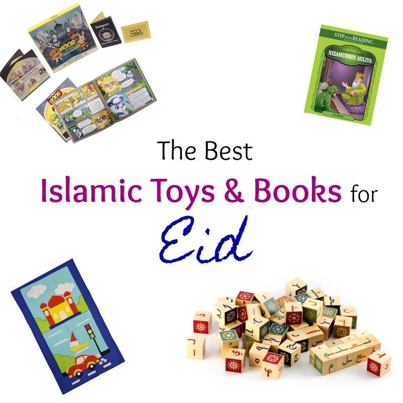 The Best Islamic Toys And Eid Gifts For Muslim Children