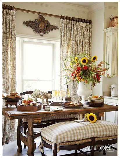 French Country Decorating Ideas