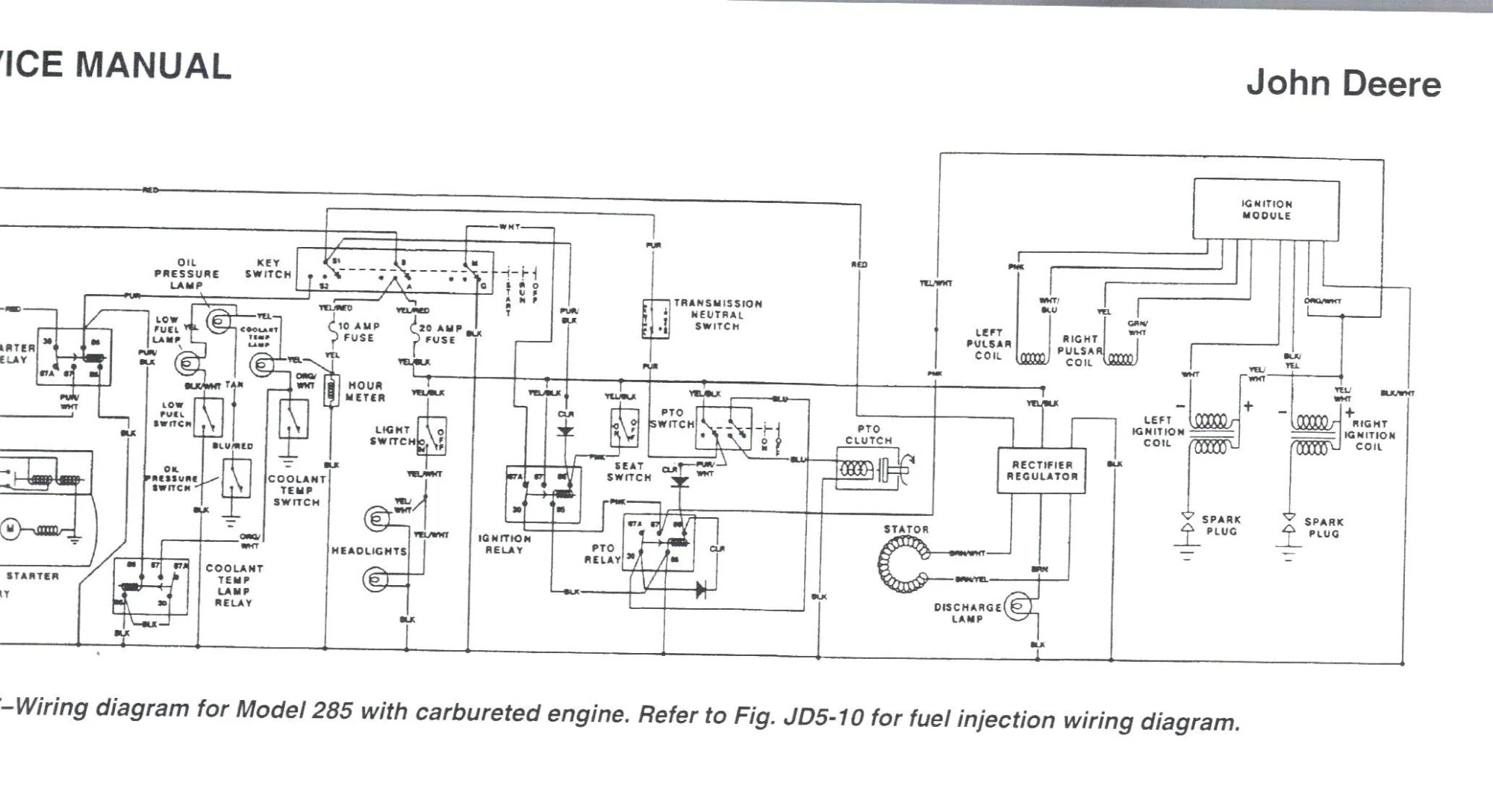 hight resolution of lx280 wiring diagram wiring diagram databasejohn deere wiring diagram lt155