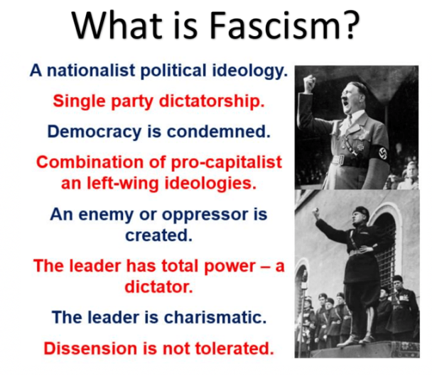 What is fascism Definition and meaning  Market Business News