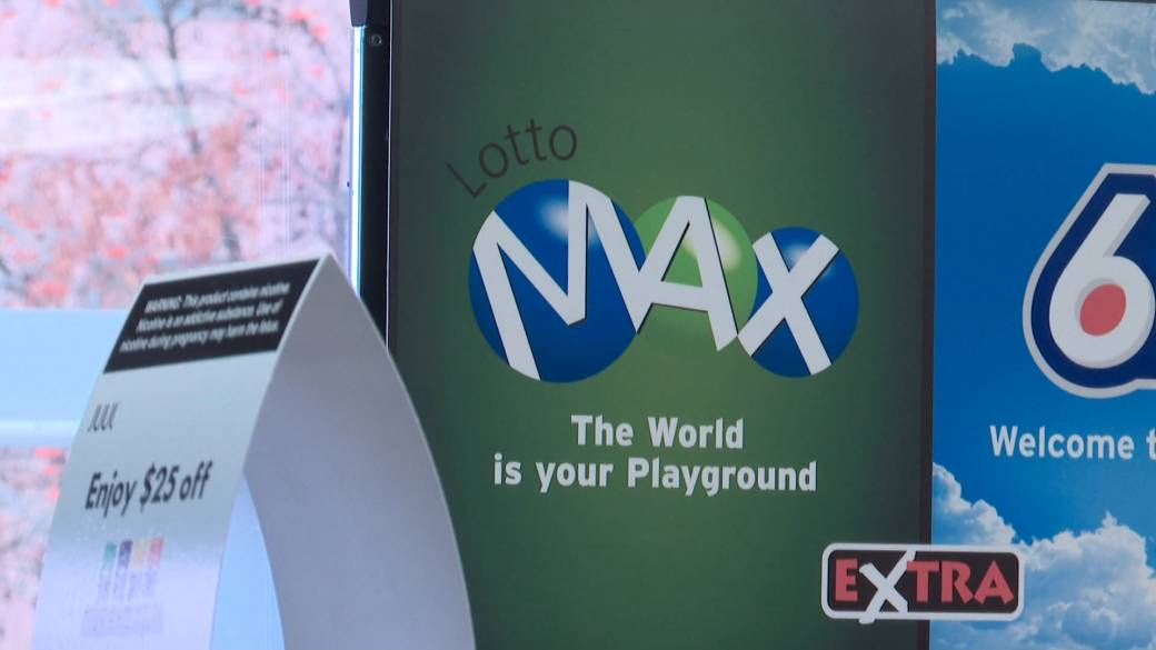 Olg Says Record 70m Lotto Max Jackpot Increases Sales
