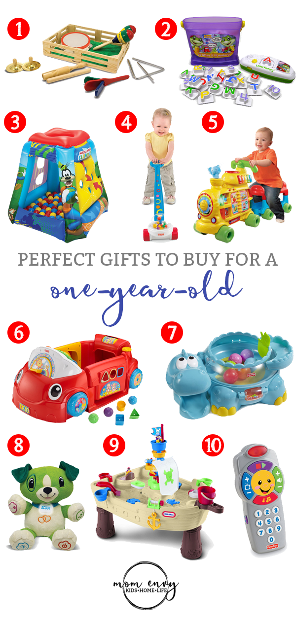 Gifts For A One Year Old 10 Perfect Gift Ideas