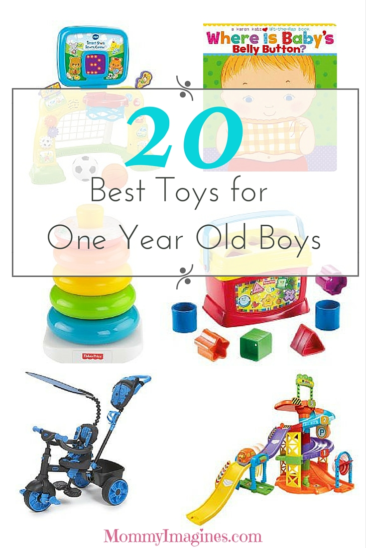 Best Toys For 1 Year Old Boys Mommy Imagines