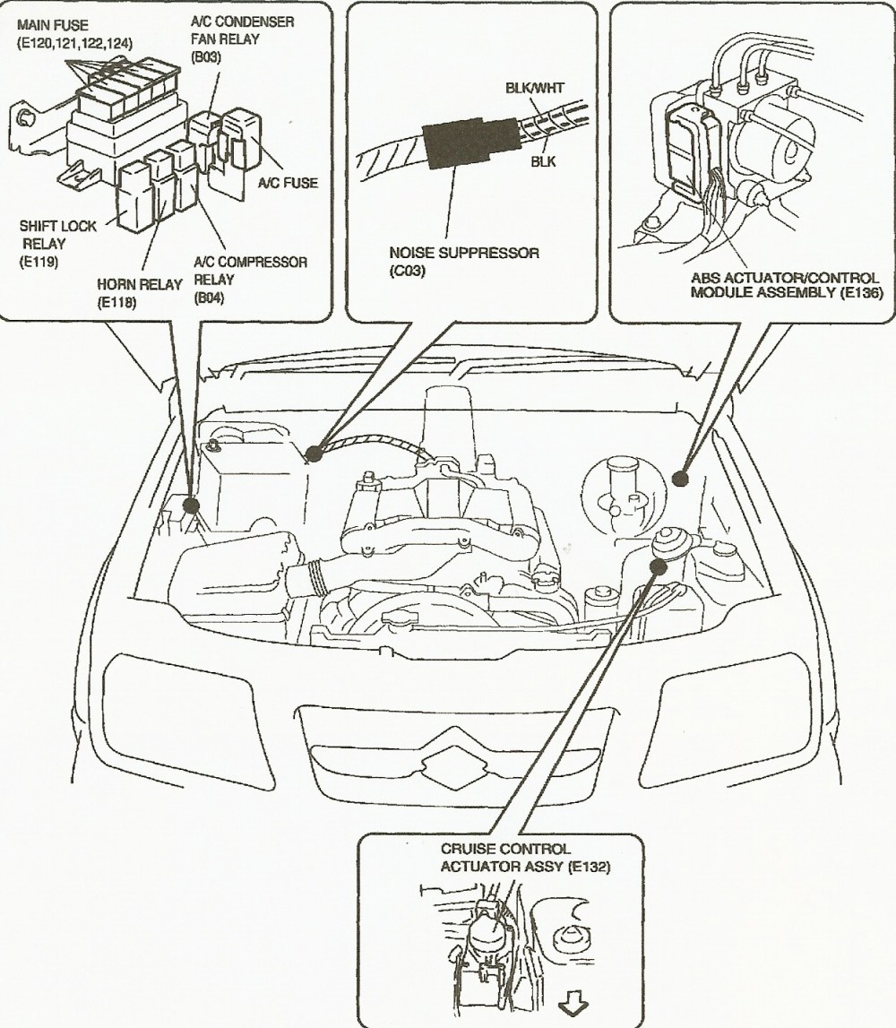 medium resolution of 1999 suzuki grand vitara fuse box wiring diagram databasesuzuki grand vitara fuse box diagram 14