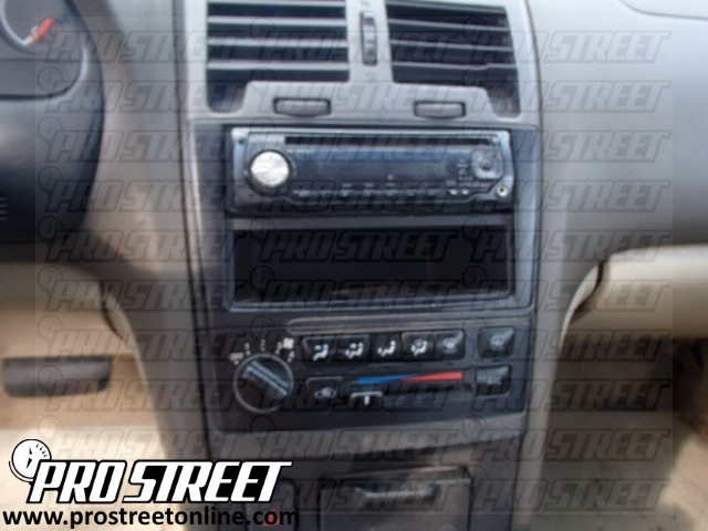 An Audio Wiring Diagram For A 2003 Nissan Xterra With Justanswer