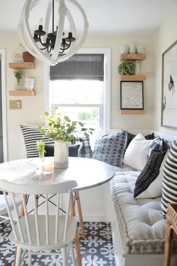 Cushions Banquette And Window Seat- Online Sources - Nesting With Grace