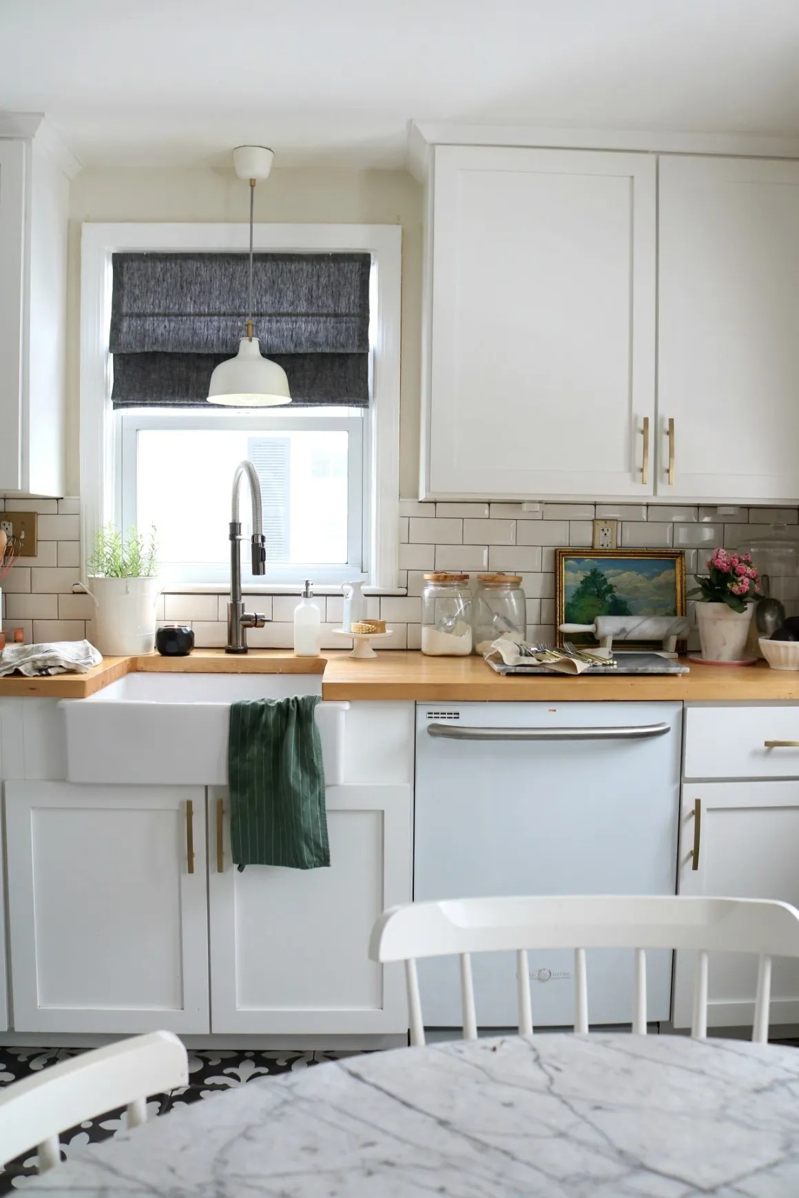 how to mix metals in the kitchen and