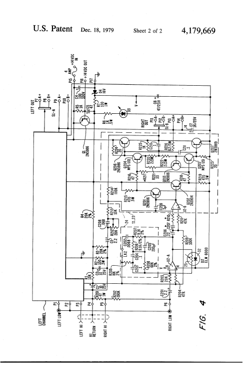 small resolution of bose 901 series 3 wiring diagram