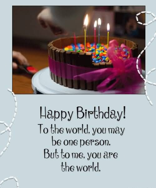30 Someone Special Birthday Greetings Wishes Sayings Picsmine