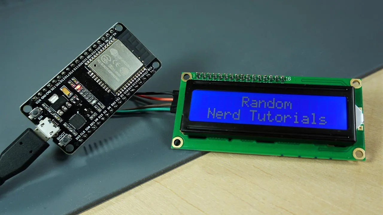 medium resolution of how to use i2c lcd with esp32 on arduino ide esp8266 compatible