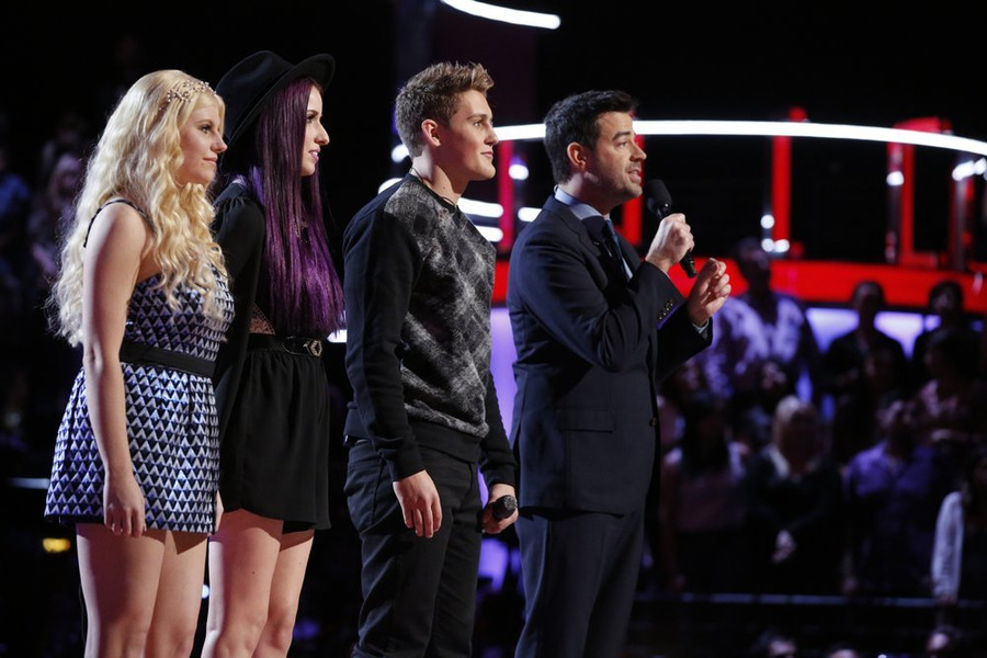 Who Was Voted Off The Voice USA 2014 Last Night? Top 12 ...