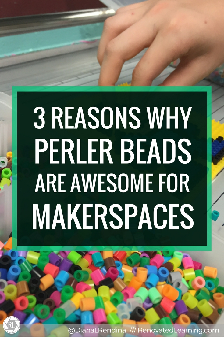 3 reasons why perler beads are awesome for makerspaces perler beads are by far one [ 735 x 1102 Pixel ]