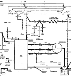 ford ignition wiring diagram wiring diagram database ford electronic ignition coil wiring diagram 1987 [ 1472 x 1072 Pixel ]