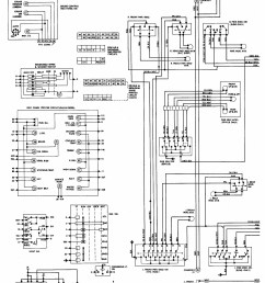 cadillac deville factory amp wiring diagram [ 2194 x 2931 Pixel ]