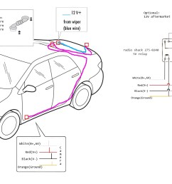 toyota tundra backup camera wiring diagram [ 1787 x 1024 Pixel ]